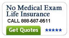 Term Life Insurance No Exam
